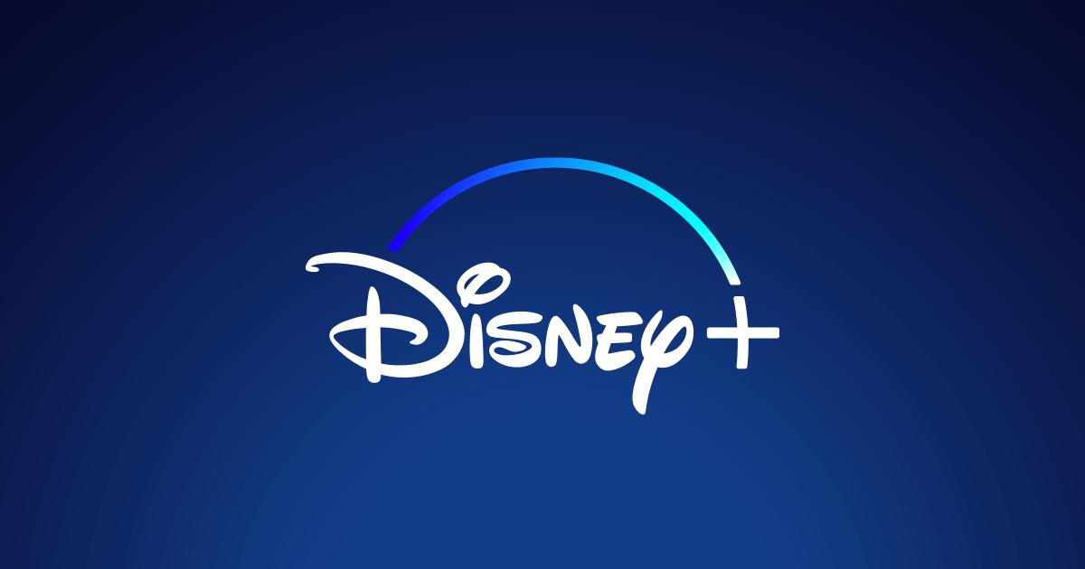 ディズニープラスのロゴ